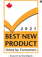 2021 Best New Product - Voted by Consumers